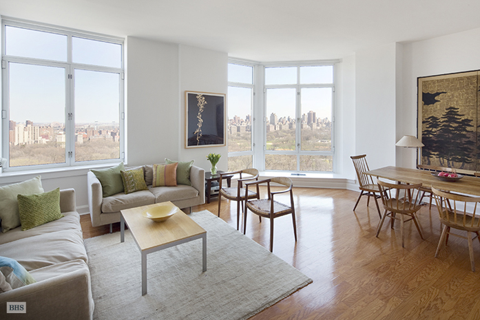 455 Central Park West, Upper West Side, NYC, $1,930,000, Web #: 3832162