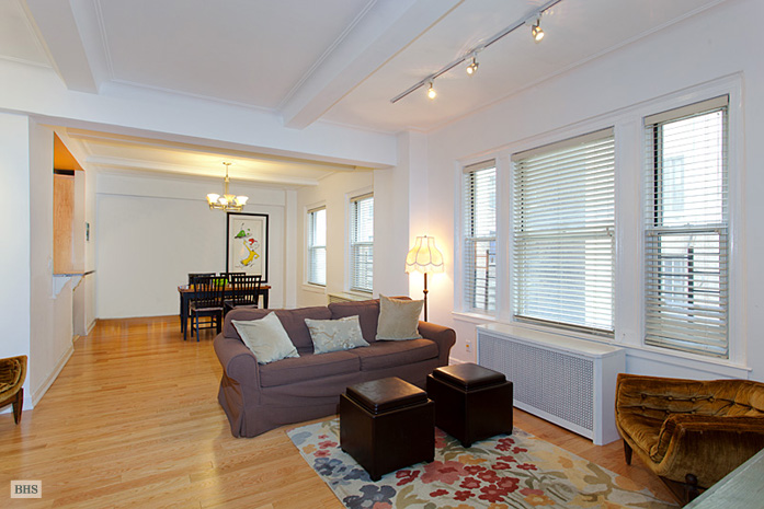 321 West 78th Street, Upper West Side, NYC, $1,225,000, Web #: 3865637