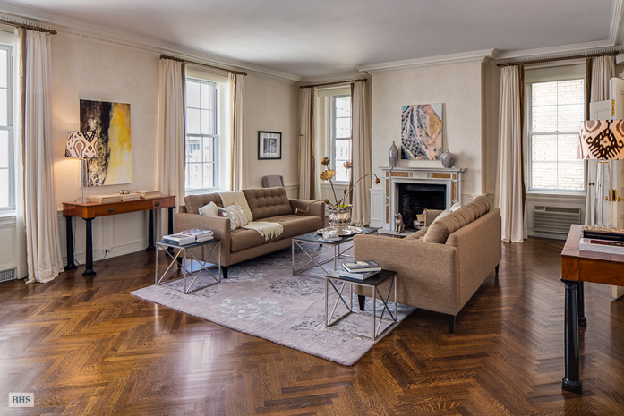 907 Fifth Avenue, Upper East Side, NYC, $6,500,000, Web #: 8533045