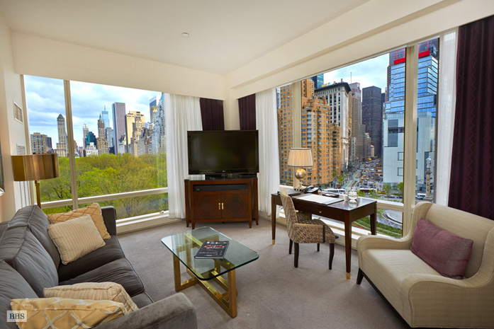 1 Central Park West, Upper West Side, NYC, $2,150,000, Web #: 8548135