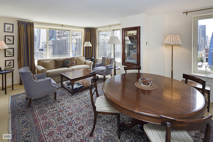 106 Central Park South, Midtown West, NYC, $2,810,000, Web #: 8657023
