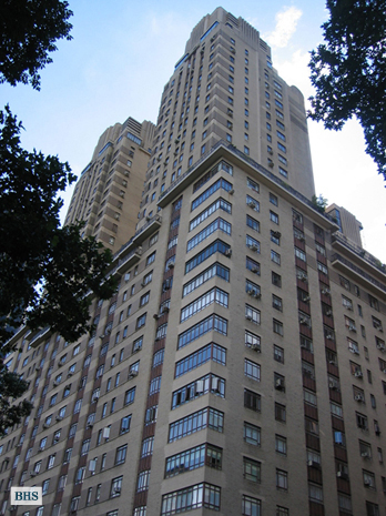 25 Central Park West, Upper West Side, NYC, $1,325,000, Web #: 8938214