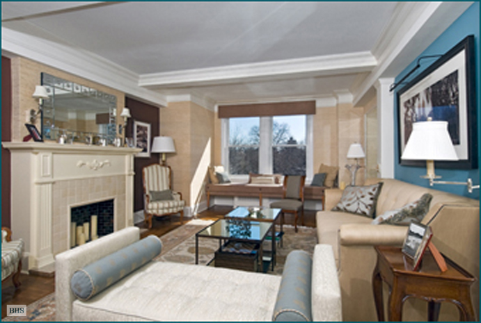 327 Central Park West, Upper West Side, NYC, $2,400,000, Web #: 990476