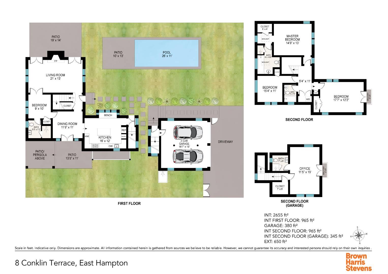 8 Conklin Terrace, Village of East Hampton, NY, $2,699,000, Web #: 833300