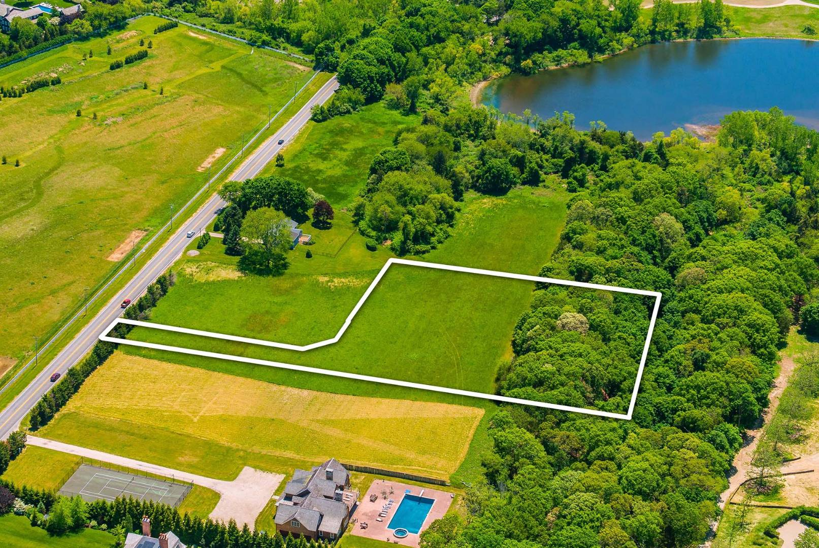Scuttle Hole Road, Water Mill, NY, $1,900,000, Web #: 838634