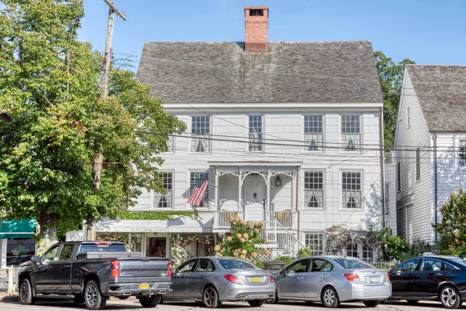 117 Main Street, Village of Sag Harbor, NY, $5,999,000, Web #: 861623