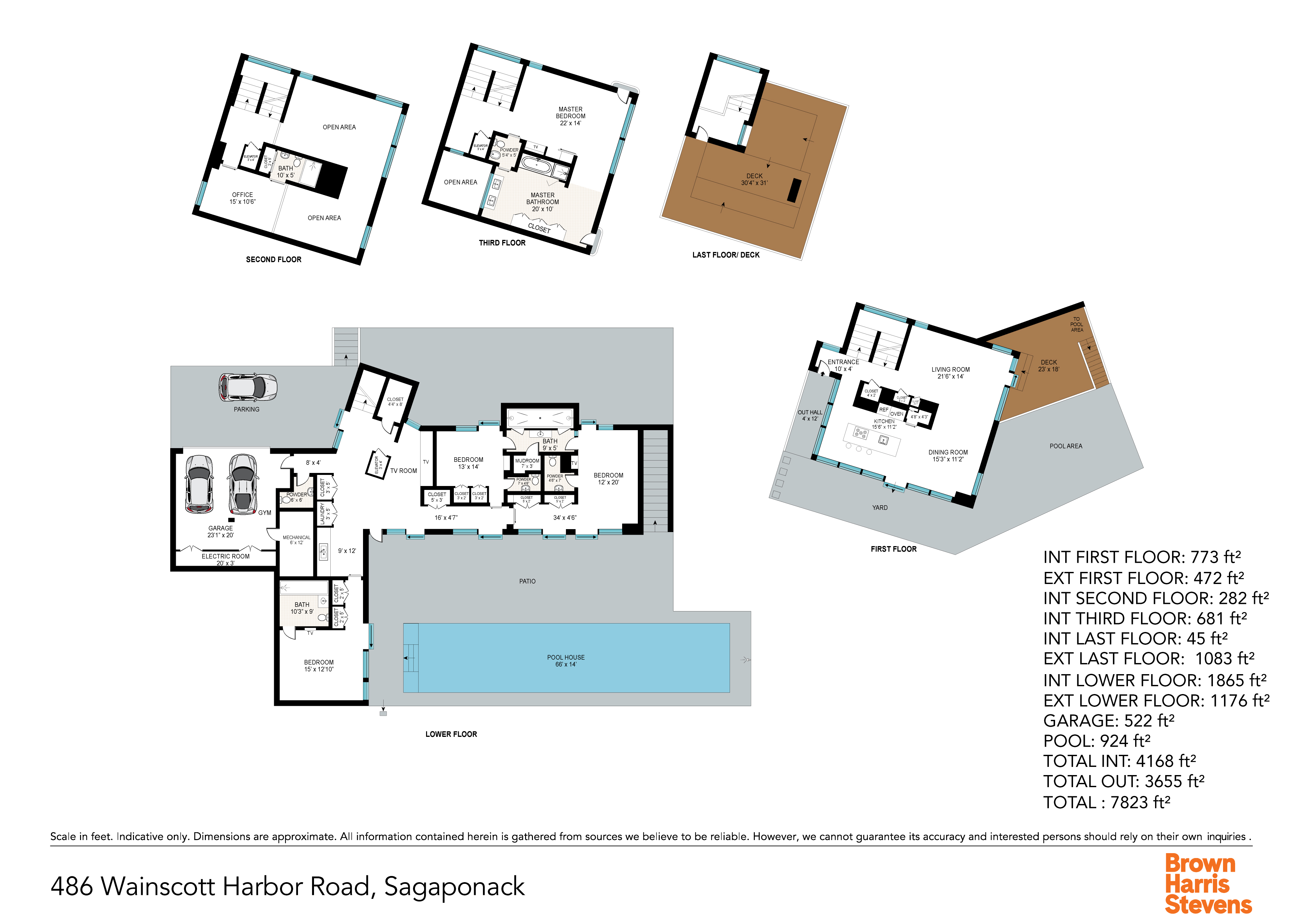 486 Wainscott Harbor Road, Sagaponack, NY, $5,250,000, Web #: 869347