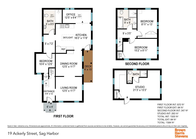 19 Ackerly Street, Village of Sag Harbor, NY, $1,550,000, Web #: 869709