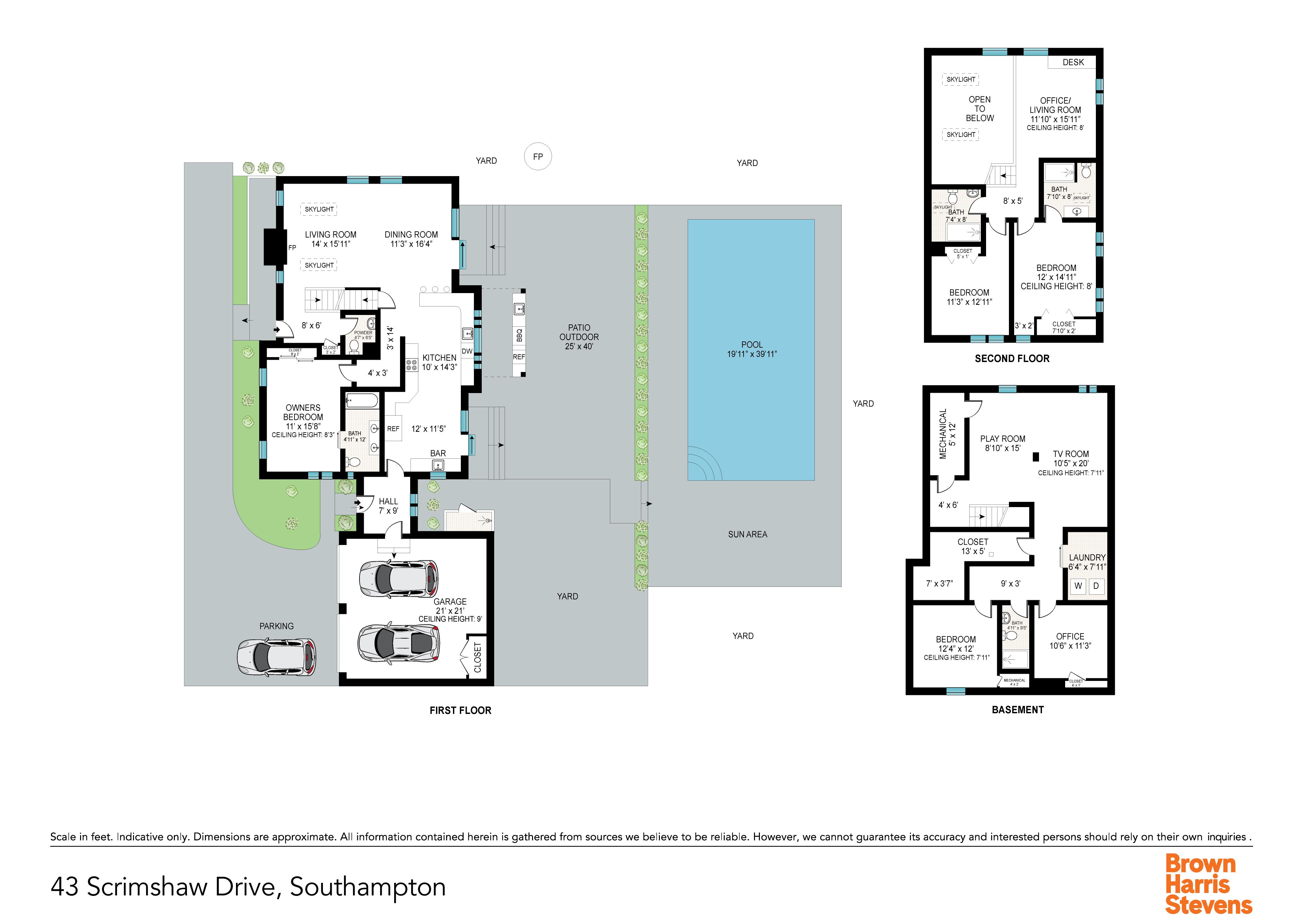 43 Scrimshaw Dr, Southampton, NY, $2,295,000, Web #: 871331