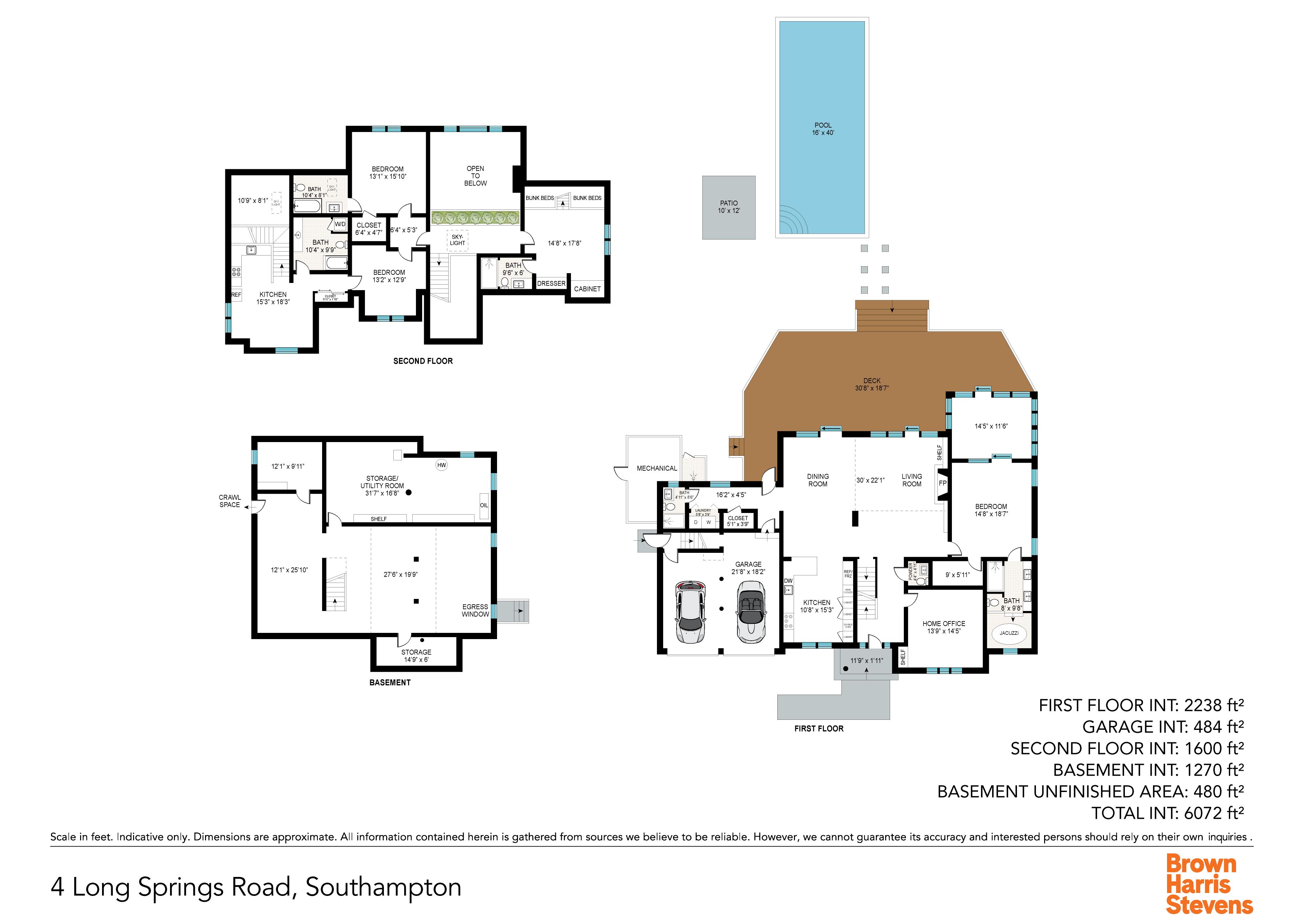 4 Long Springs Road, North Sea, NY, $2,775,000, Web #: 872767