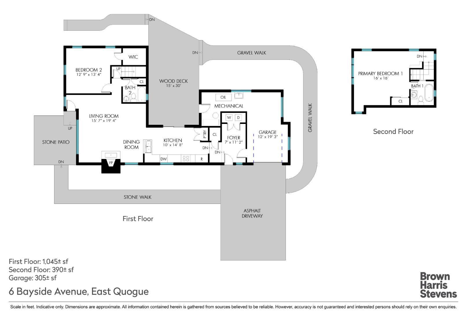 6 Bayside Avenue, East Quogue, NY, $1,168,000, Web #: 878630