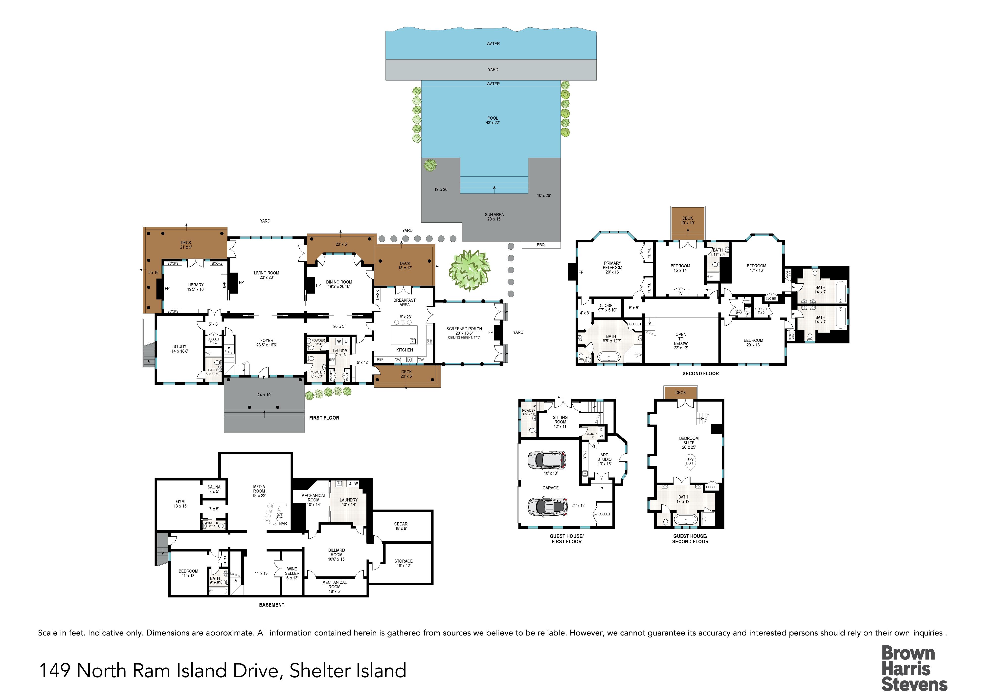 149 North Ram Island Dr, Shelter Island, NY, $10,750,000, Web #: 882045